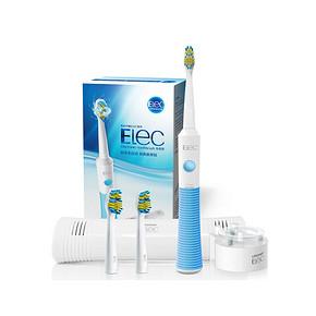 Lebond 力博得 Elec系列 充电型电动牙刷 含3支刷头 69元包邮