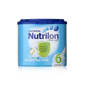 Nutrilon 荷兰牛栏 儿童奶粉 6段 400g*6罐  517.2元包邮(489-30券+58.2)