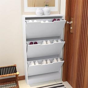 家乐铭品 三门翻转柜储鞋柜 60cm款 139元包邮