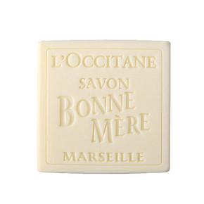 爱上洗澡# L'OCCITANE 欧舒丹 家庭乐牛奶味香皂 100g 28.6元(25+3.6)