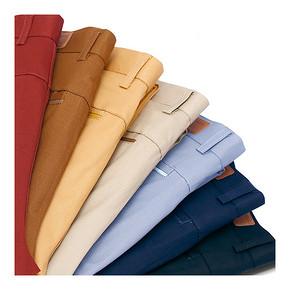 前5分钟半价# 满速 男士直筒修身休闲长裤 夏秋款可选 0点 34.5元包邮(69-34.5)