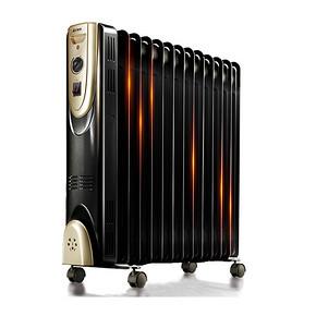 反季好价# 艾美特 家用油汀式取暖器 +送大礼包 269元包邮(369-100券)