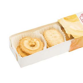 秒杀预告# FINE FOOD 丹麦黄油曲奇 100g 0点 1元(5件起售)