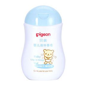 贝亲 Pigeon 婴儿液体香皂 200ml 折18.2元(199-100)