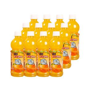 限地区# 酷儿 橙味饮料 450ml*12瓶 折24.9元(49.9,199-100)
