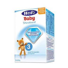 荷兰美素 Hero Baby 婴儿进口奶粉3段 800g  65元包邮