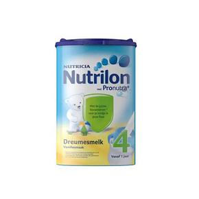 Nutrilon 荷兰牛栏 宝宝进口奶粉 4段 香草味 800g  59元(2件包邮)