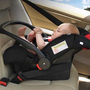 爸爸去哪儿# 感恩 提篮式婴儿汽车安全座椅 99元包邮