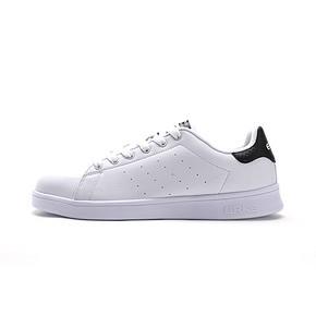 鸿星尔克 男子休闲小白鞋滑板鞋 99元包邮(139-40券)