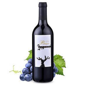 西班牙 vinas bajas 干红葡萄酒 750ml 59元包邮