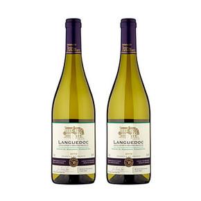 法国 朗格多克白葡萄酒 750ml*2瓶 券后149元包邮