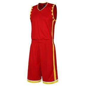 运动型男# 彪冠 背心篮球服套装 多色可选 9.5元包邮(59.5-50券)