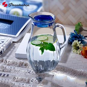 帕莎 进口大容量玻璃冷水壶 1850ml 25元包邮(35-10券)