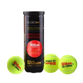 奥尼斯 US open 比赛练习专业网球 3个装  9.9元包邮(29.9-20券)