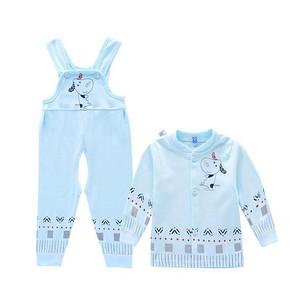 叮当乐园 宝宝背带内衣套装 多色可选 19.9元包邮(29.9-10券)