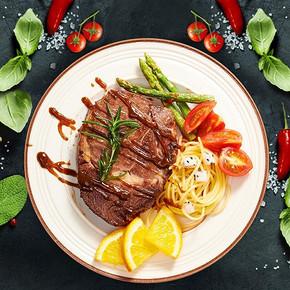 赤豪 澳洲家庭牛排套餐 12片装 1500g 88元包邮(128-40券)