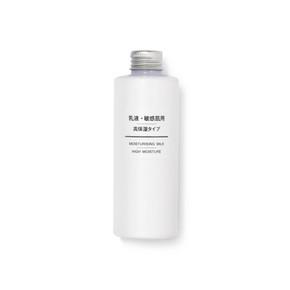 Muji 无印良品 敏感肌乳液 高保湿型 200ml 79元(2件包邮)