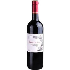 法国博迪苏 干红葡萄酒 750ml 25元