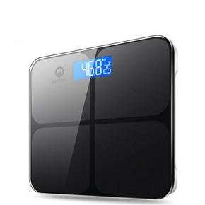 减肥监督者# 香山 精准电子称体重秤 39元包邮(49-10券)