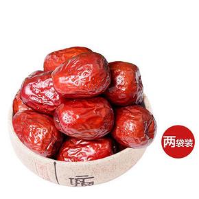 前60秒半价# 新疆和田五星大红枣1000g 15元包邮(29.9-15)
