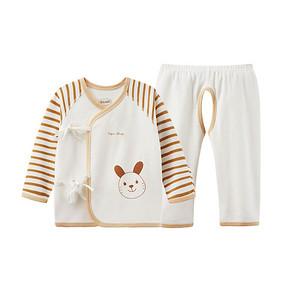 子雅贝贝 纯棉婴儿内衣套装 19元包邮(39-20券)