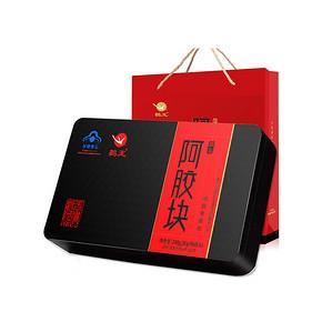 滋补圣品# 鹤王 阿胶块礼盒装 240g 158元包邮(308-150券)