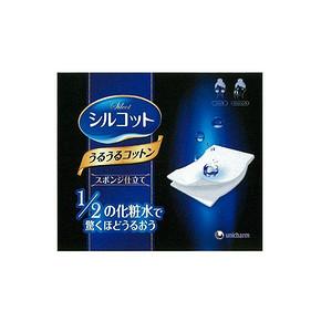 Unicharm 尤妮佳 超级省水化妆棉 40枚*6盒  112元包邮