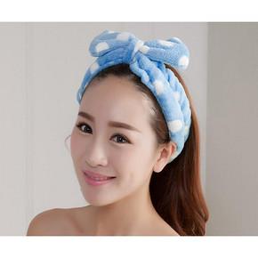 撩起你的头发来# 格格饰品 法兰绒发带  3.8元包邮(8.8-5券)