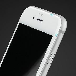 3D曲面时代# 闪魔 iphone 6/6s 3D全覆盖全屏钢化膜 16.8元包邮