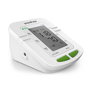 长辈礼物# 鱼跃 家用上臂式智能全自动电子血压仪 57.5元包邮(118-20.5-40券)