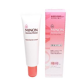 保护敏感肌# 日本 MINON 氨基酸保湿面霜 35g  65.6元