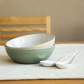 剑林 创意和风陶瓷餐具套装 4件套 12.9元包邮(22.9-10券)