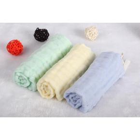 麦卡兔 婴儿柔软口水巾 3条 9.9元包邮(19.9-10券)