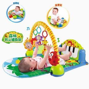 澳贝 益智玩具 森林钢琴健身架 199元包邮