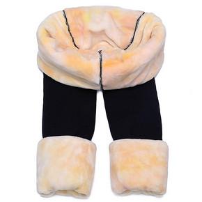 超厚巨保暖# 可可曼 冬季加绒加厚打底裤 19元(29-10券)