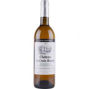法国进口 波尔多十字布伊堡 干白葡萄酒 750ml 19.9元