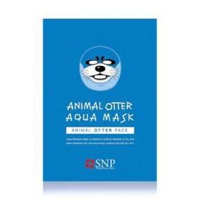 SNP 动物面膜系列 水獭保湿面膜 10片 58元