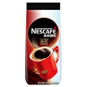 微信端# 雀巢 精选速溶醇品黑咖啡 150g 19.9元