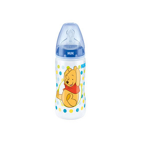 德国 NUK 宽口径PP奶瓶 300ml 33元(29+4)