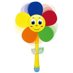 不一样的玩具# 火火熊 风车全自动电动泡泡棒 19.9元包邮