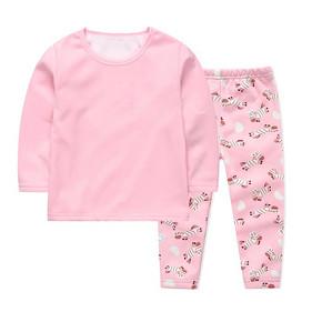 lice 儿童卡通保暖内衣套装  19.9元包邮(59.9-40券)