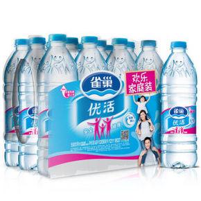 Nestle 雀巢 优活包装饮用水 550ml*12瓶 折10.4元(3件7折)