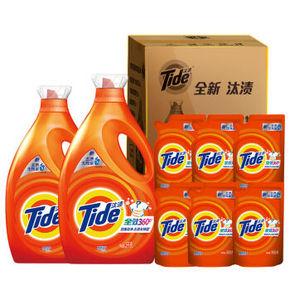 Tide 汰渍 全效洗衣液套装 折45元(89,199-100)