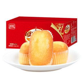 微信端# 盼盼 欧咔蛋糕礼盒装 720g 折9.9元(19.9,199-100)