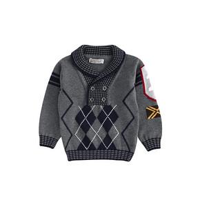 潮童必备# 璐迪尔 男女童针织毛衣外套 38元包邮(68-30券)