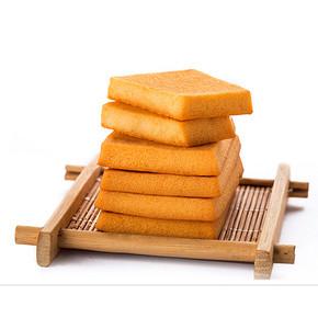前90秒半价# 刺猬阿甘 煎蛋糕干 800g 19.9元(39.8-19.9)