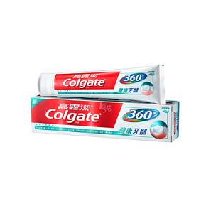 好友拼单# 高露洁 360全面口腔牙膏200g*11支+凑单 101.8元包邮(201.8-100)