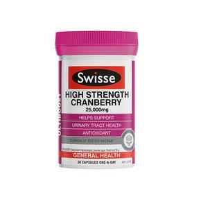 女性之友# Swisse 蔓越莓胶囊 30粒 66.7元(59+7.7)