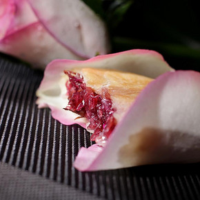 阿鹏哥 云南特产玫瑰鲜花饼 480g  10.8元包邮(15.8-5券)