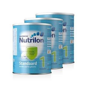 Nutrilon 荷兰牛栏 新版 婴幼儿奶粉1段 800g*3罐  326元(319+37-30券)